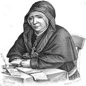 Bienheureuse-Marie-Rivier