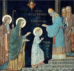 21 novembre : Présentation de Marie au Temple Presentation-de-Marie-au-Temple