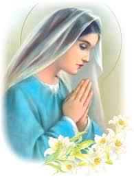 Douce et Sainte Vierge Marie priez pour nous avec Jésus le « tout Amour ». Vierge-Marie-3