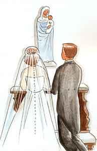 priere pour rencontrer une femme)