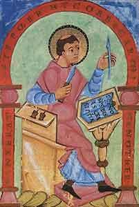 La littérature chrétienne au Moyen-Âge – Anglo-Saxonne – Allemagne – France (extraits et images) Notker-de-Saint-Gall